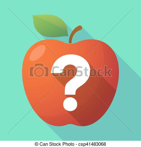 Shadow clipart fruit #6