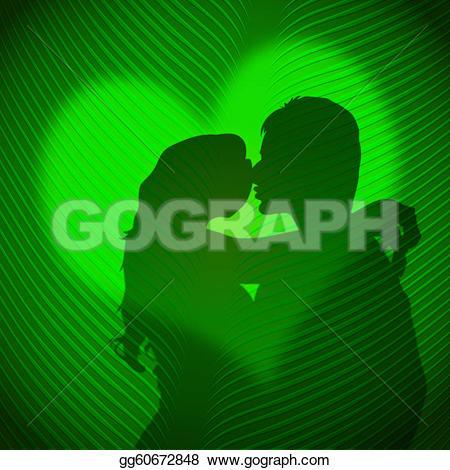 Banana clipart shadow Gg60672848 banana leaf french kiss
