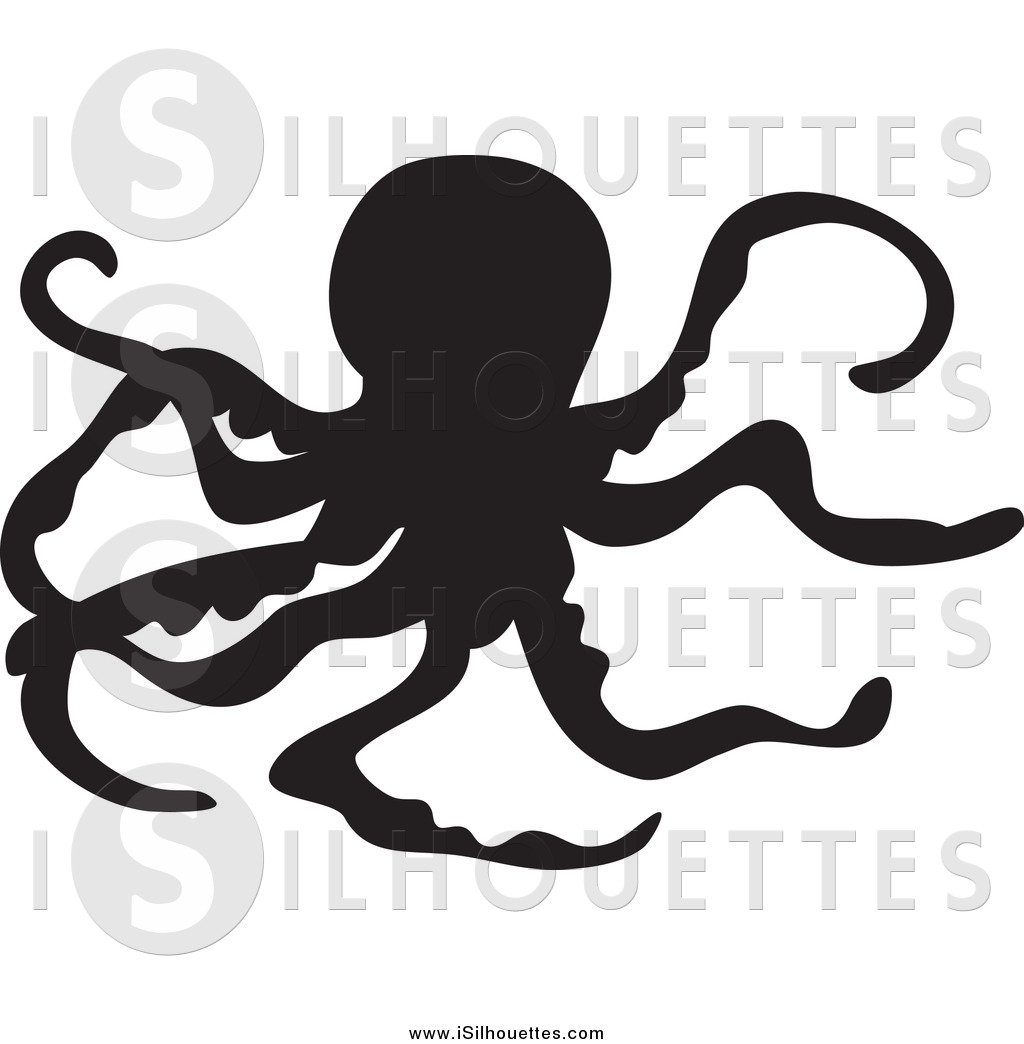 Shaow clipart octopus Prawny of Octopus by Octopus