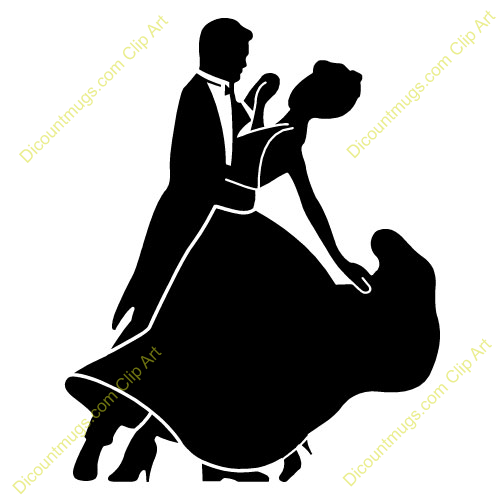 Shadow clipart prom #2