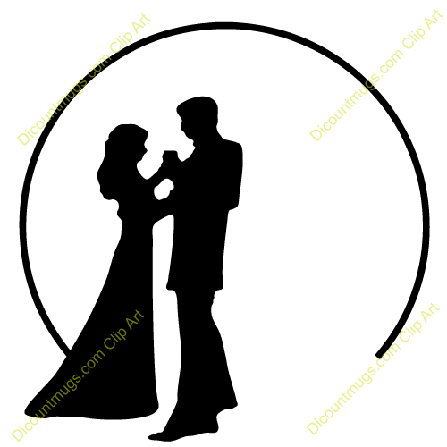 Shadow clipart prom #4