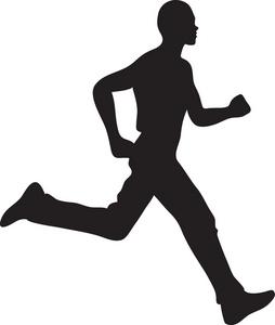 Shaow clipart runner Downloads Type 1029; Man Views