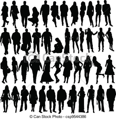 People clipart shadow Search  silhouette of Art