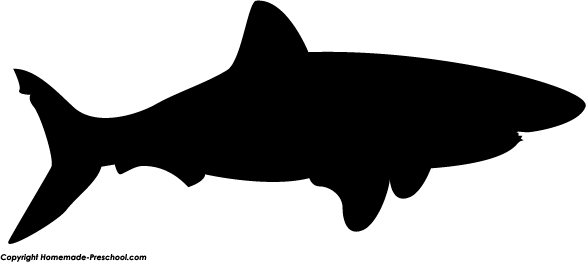 Shaow clipart shark Silhouette – Download Clip Silhouette