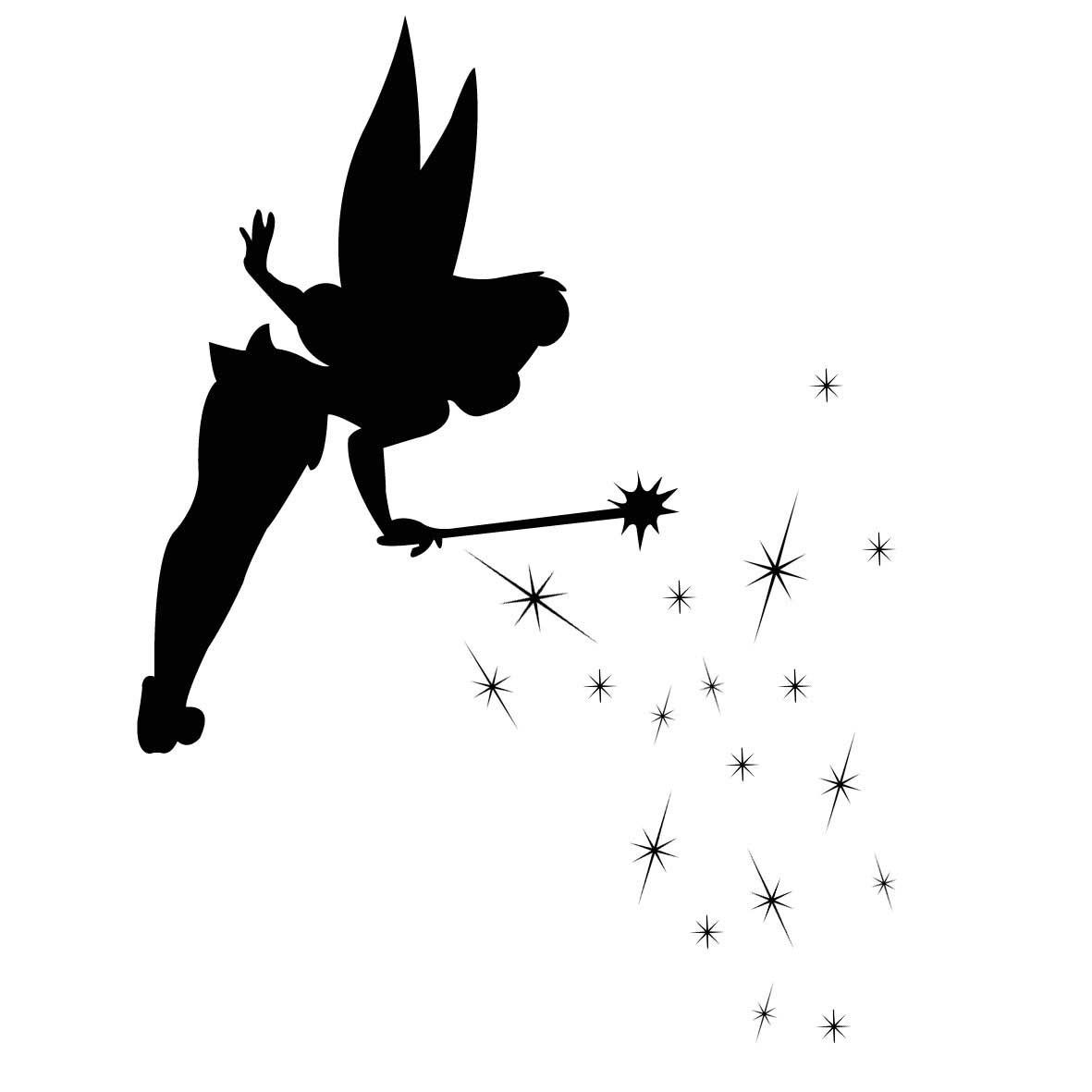 Shaow clipart tinkerbell Fly pw Free FreeClipart Images