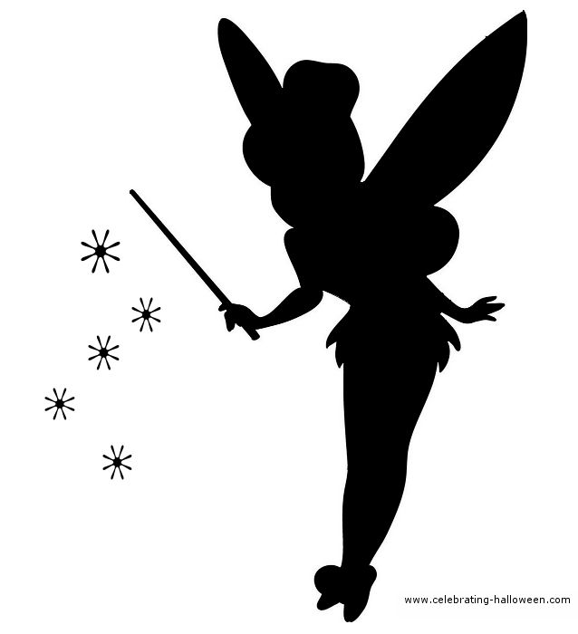 Shaow clipart tinkerbell On more best Find Tinkerbell