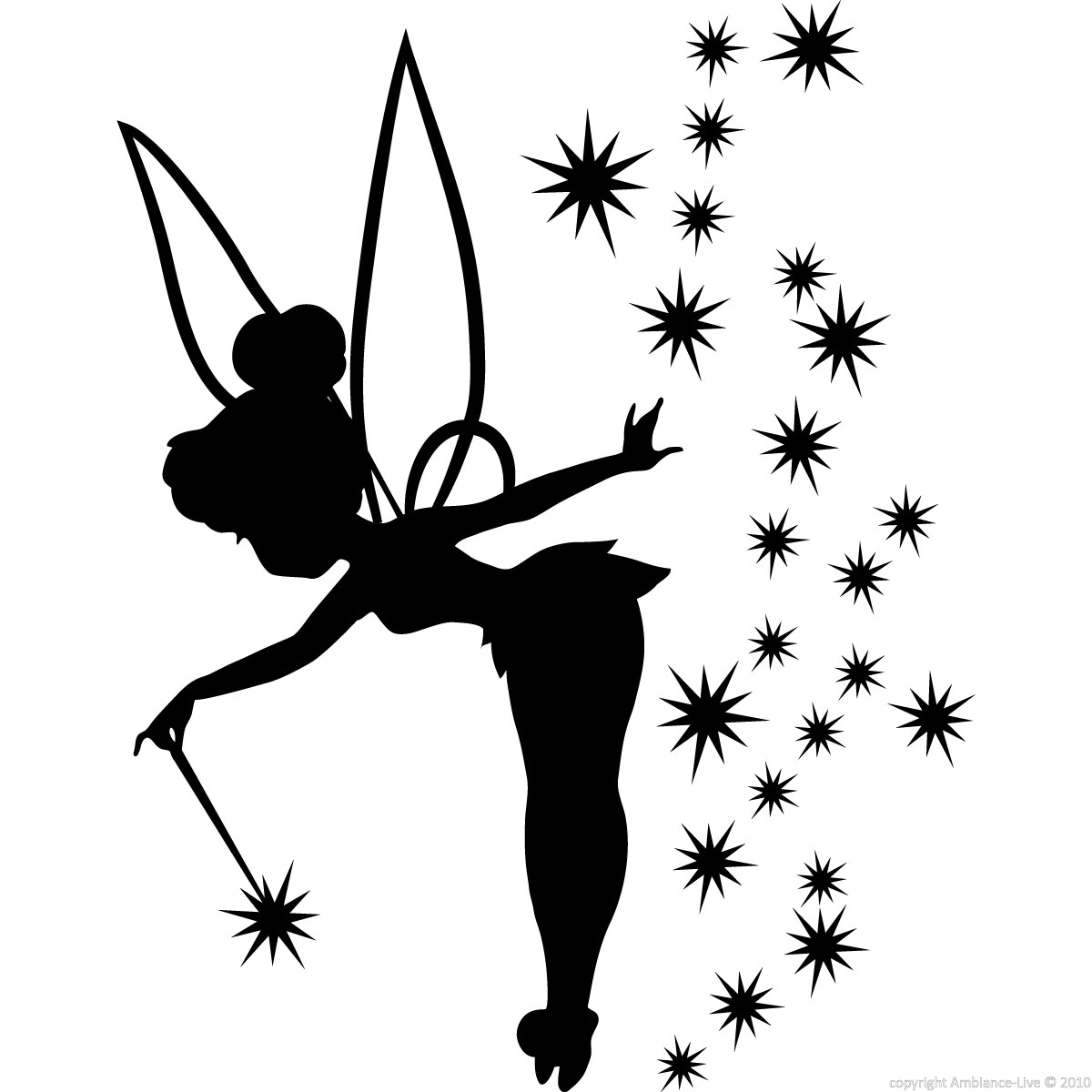 Shaow clipart tinkerbell Sticker  Cases BethannieeJ By