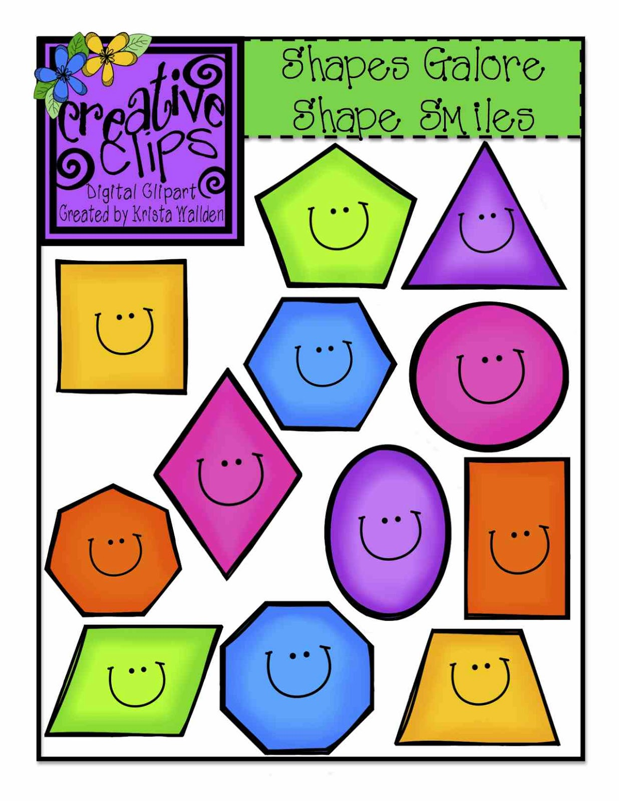 Shapes clipart Clipart Art But Basic collection