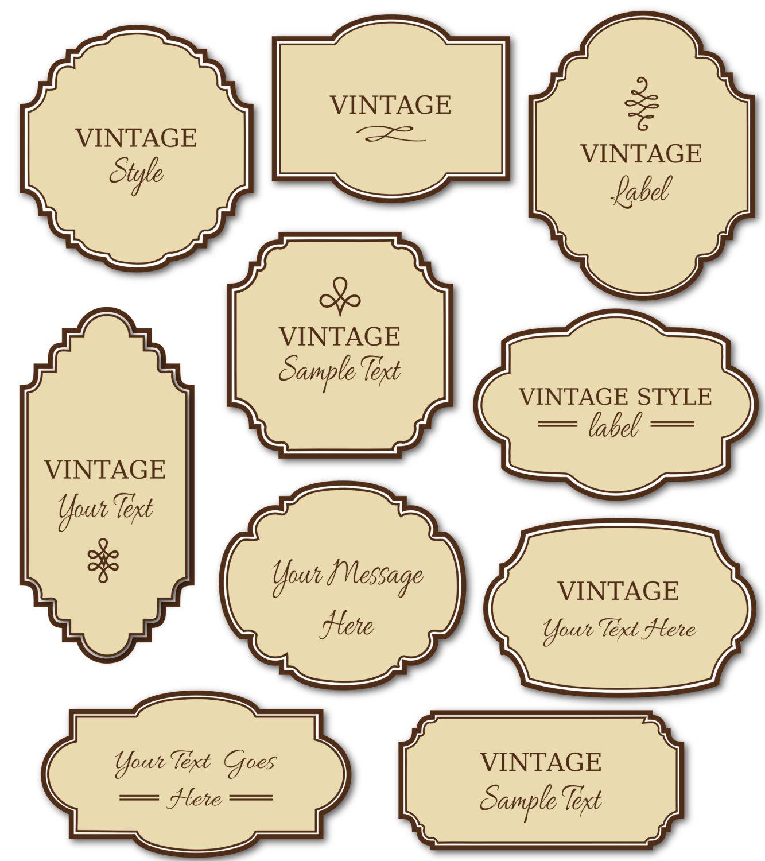 Shapes clipart antique #9