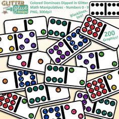 Shapes clipart math manipulative #14
