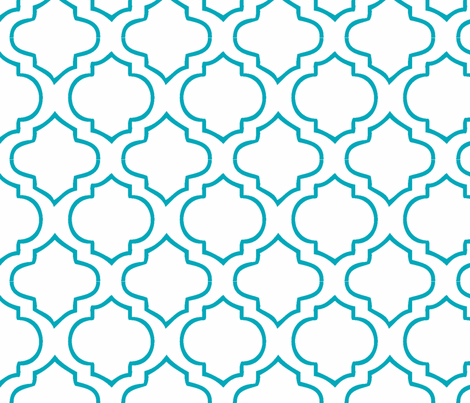 Shapes clipart moroccan #13