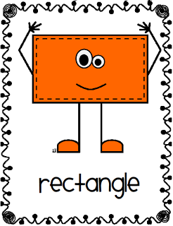 Shapes clipart rectangle #13
