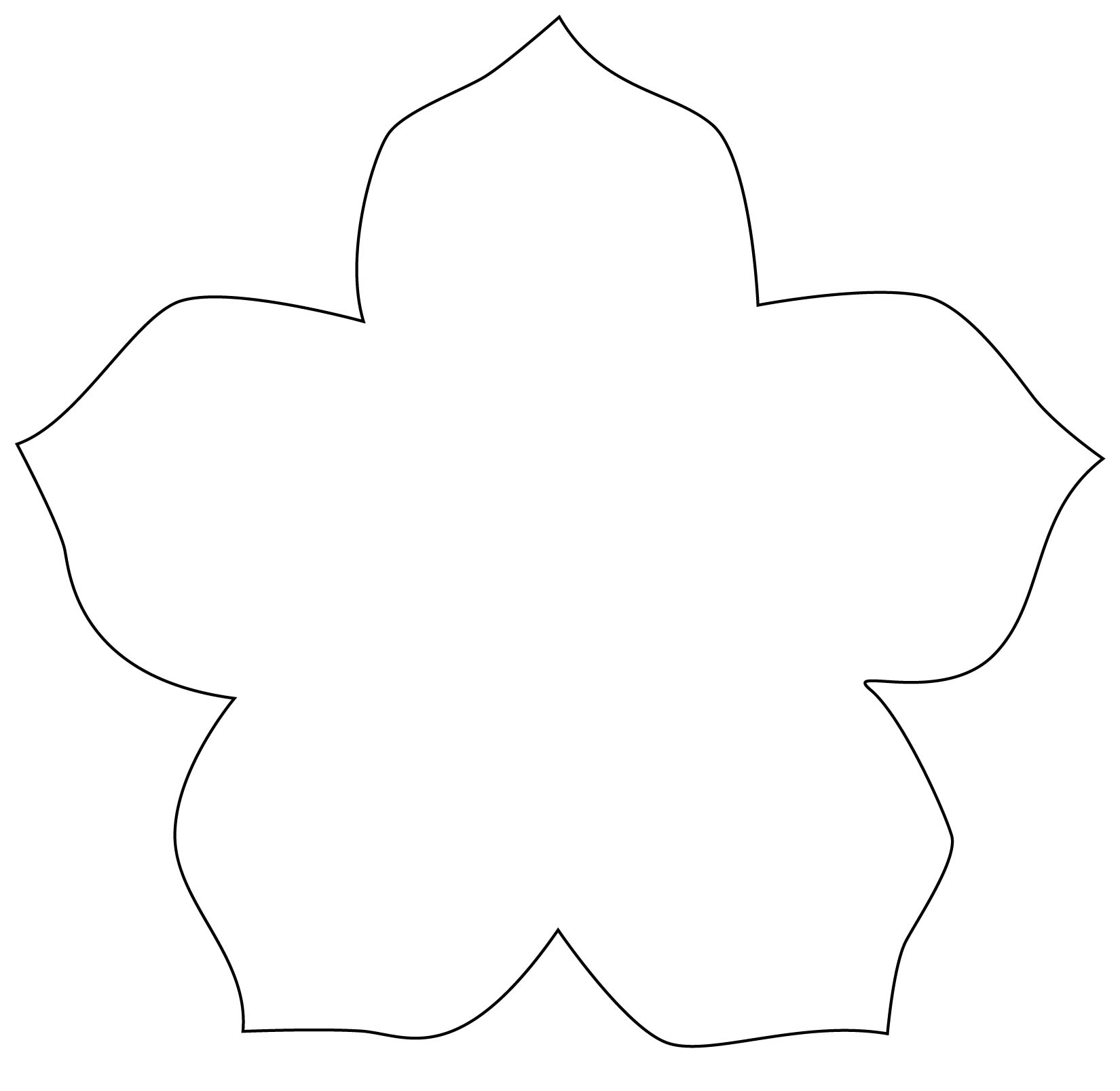Shapes clipart template #13