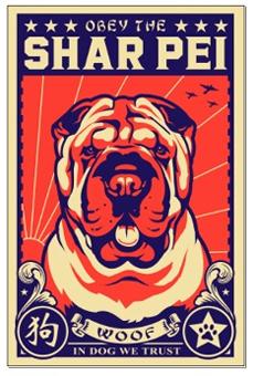 Shar Pei clipart sharpey #14
