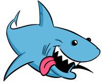 Fins clipart baby shark Panda Clip Clip Clipart Clipart
