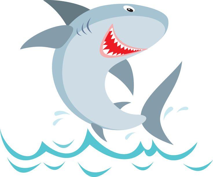 Shark clipart bruce #10