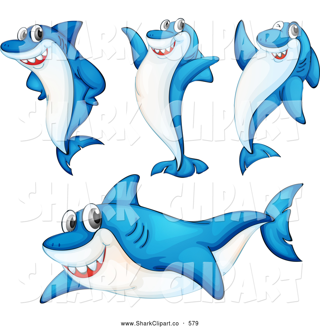 Sharkwhale clipart friendly shark #7