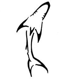 Drawn shark symbol Shark Best deviantART Favorite Shark