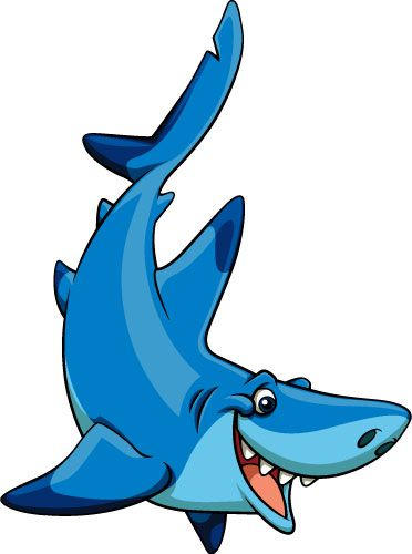 Fins clipart blue animal About images Pinterest on best