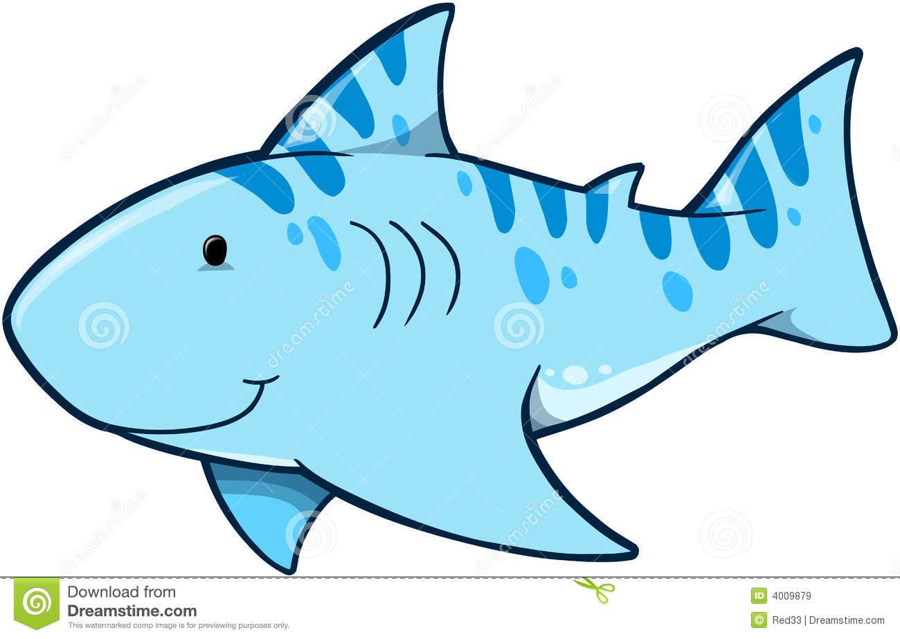 Shark clipart for kid #5