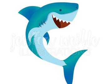 Shark clipart sweet #3