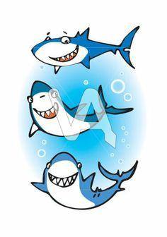 Shark clipart sweet #6
