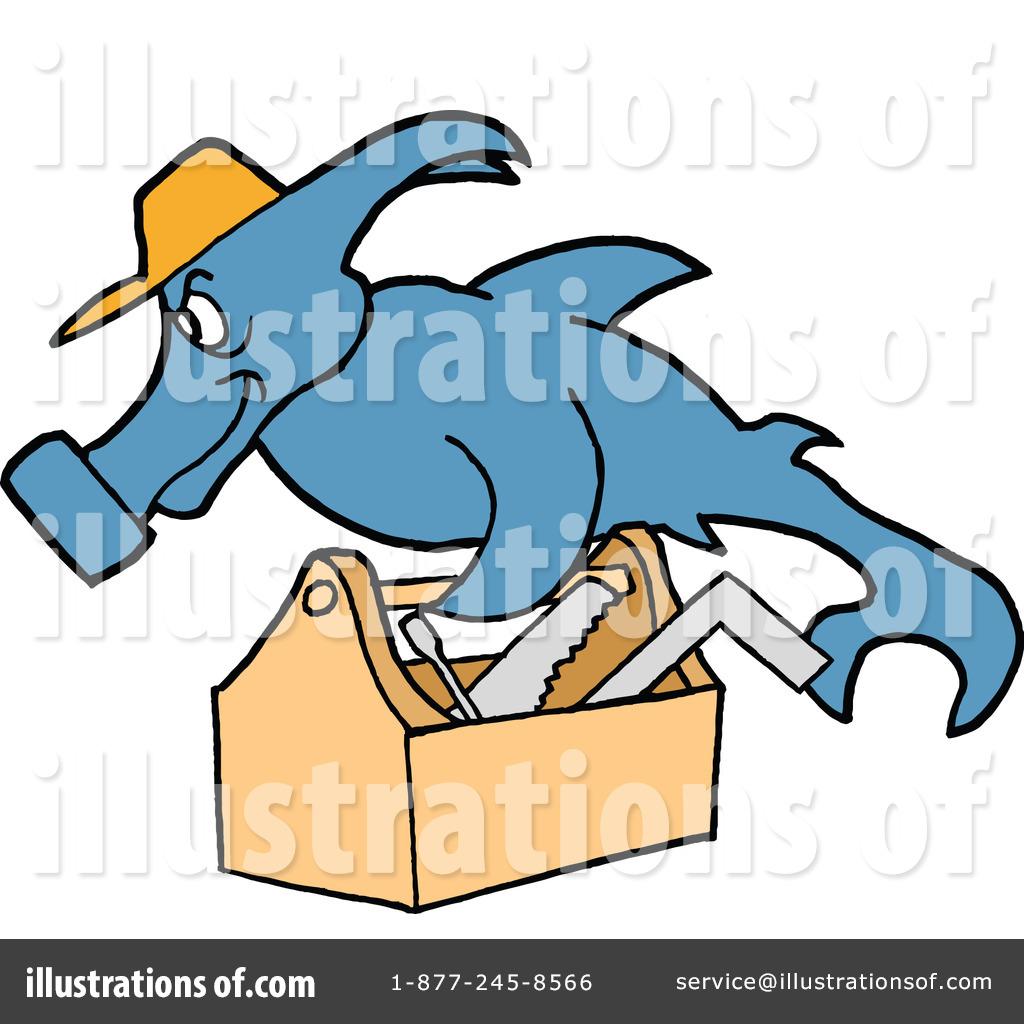 Shark clipart toon #13