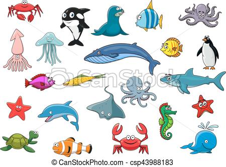 Sharkwhale clipart ocean creature #5