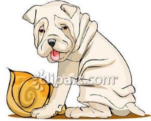 Sharpei clipart Free Pei Clipart Breeds Dog