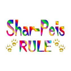 Sharpei clipart Best on Shar Shar Pei