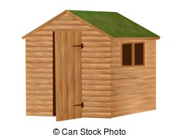 Shed clipart Shed shed a background isolated