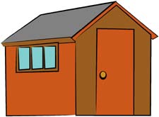 Shed clipart 20clipart Free Images Clipart Clipart