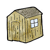 Shed clipart Shed Royalty GoGraph Clip Free