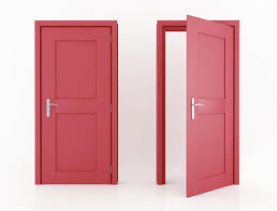 Open clipart closing door Clipart Clipart New Open Closed