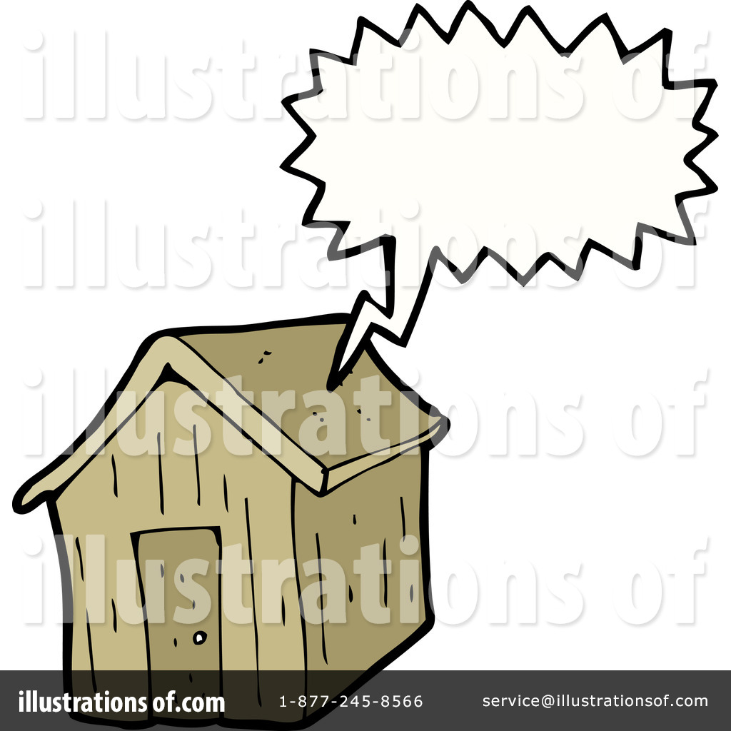 Shed clipart Shack Clipart By (RF) Shack Clipart by
