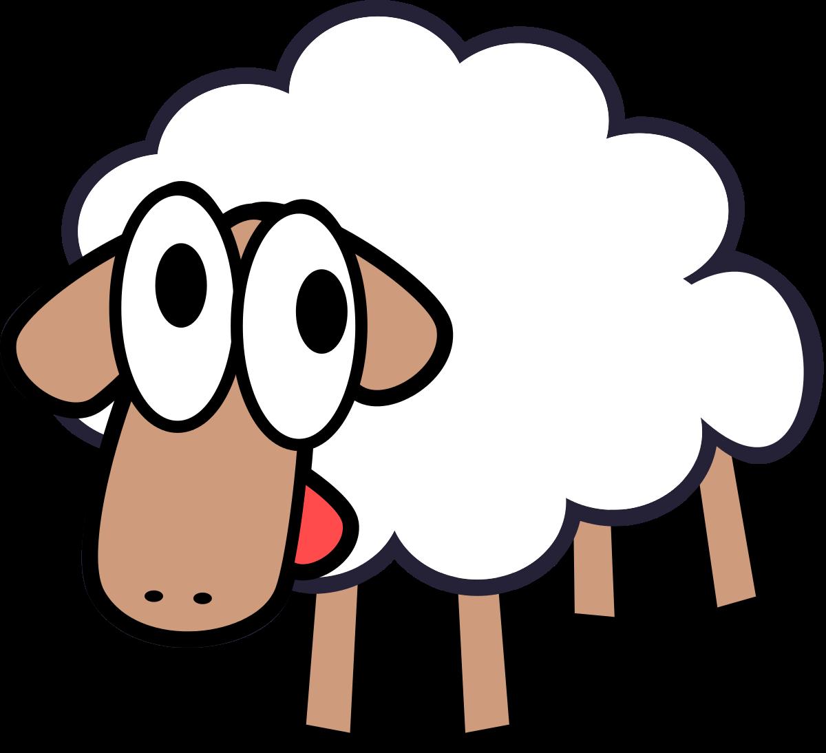 Barbet clipart cartoon Clipart Clipartix Free Sheep art
