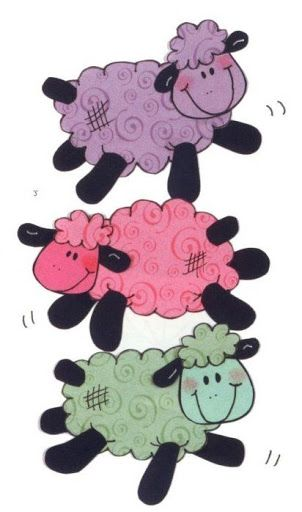 Sheep clipart colored #designs 204 images Clipart Animals