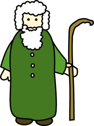 Sheep clipart pastor #15