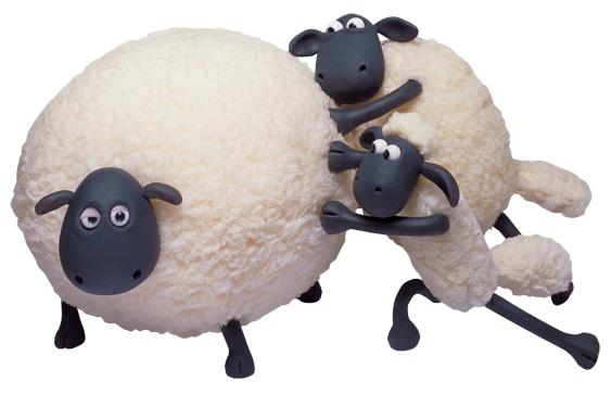 Sheep clipart shaun the sheep #6