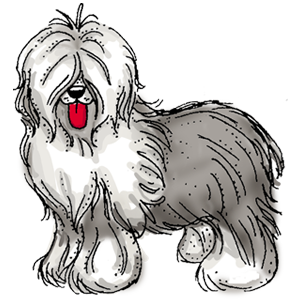 Sheepdog clipart · and Sheep Clip art