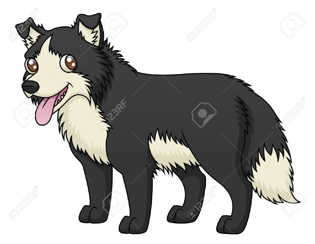 Sheepdog clipart Sheep A Collection Sheepdog cartoon