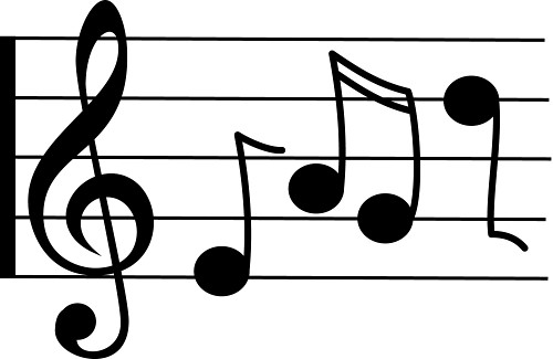 Sheet Music clipart Library Clipart on Photos Clip