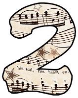 Sheet Music clipart choir #13