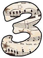 Sheet Music clipart choir #6