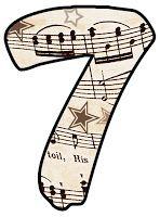 Sheet Music clipart choir #7