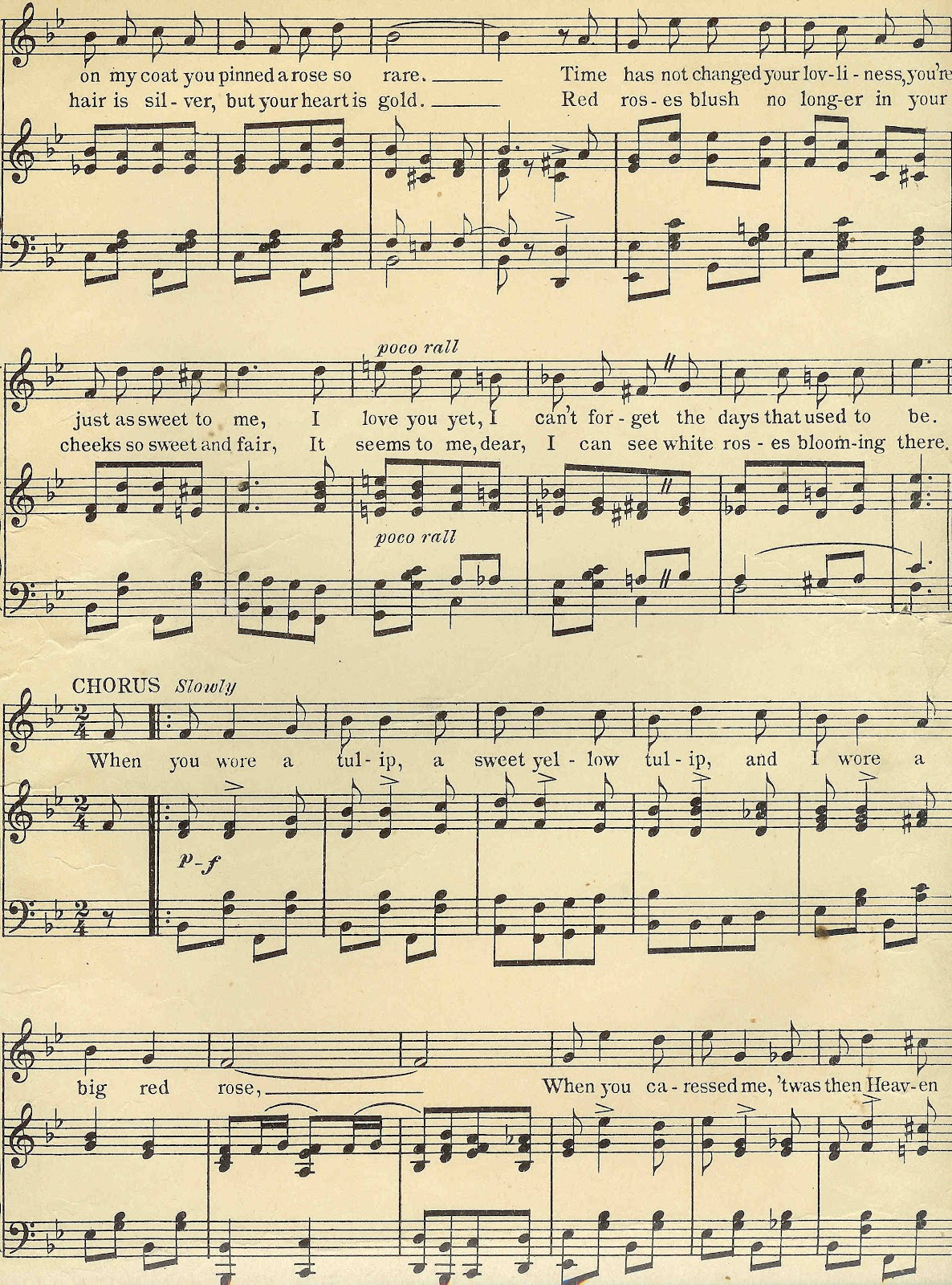 Sheet Music clipart decorative Antique Background of Sheet Images: