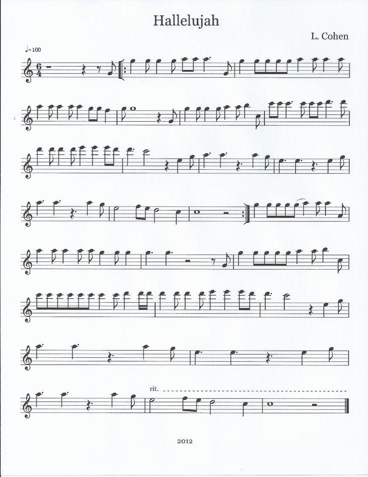 Tenor Hallelujah :): 25+ Sax