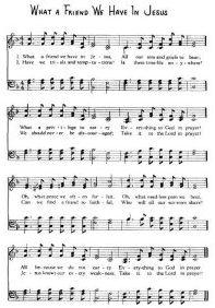 Sheet Music clipart folk music #9