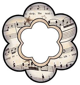 Sheet Music clipart folk music #13