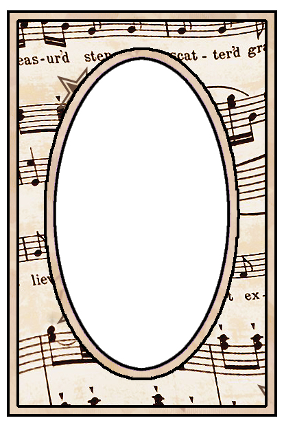 Sheet Music clipart free music #1
